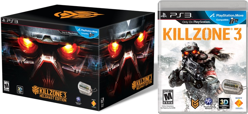 Killzone 3 Includes Beta Code for SOCOM 4 Multiplayer